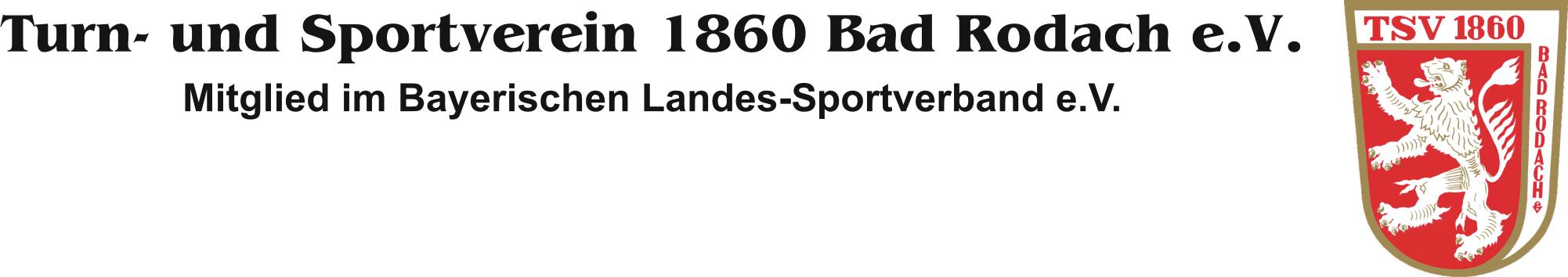 TSV 1860 Bad Rodach